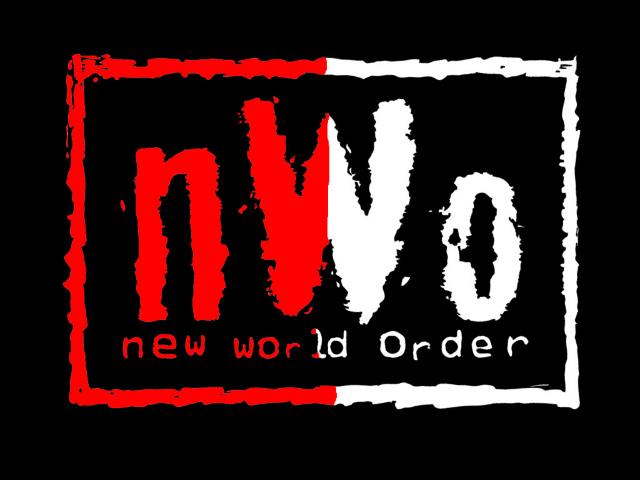 USED]-90's【nWo】LOGO DESIGN P...