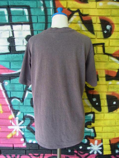 """画像4: [USED]-80's【Hanes】 """"HOLLYWOOD"""" DESIGN PRINT T-Shirts"""