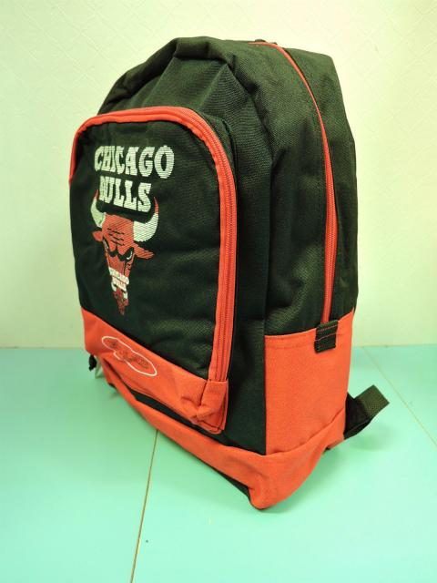 画像3: [DEAD STOCK]-90's【CHICAGO BULLS】BACKPACK