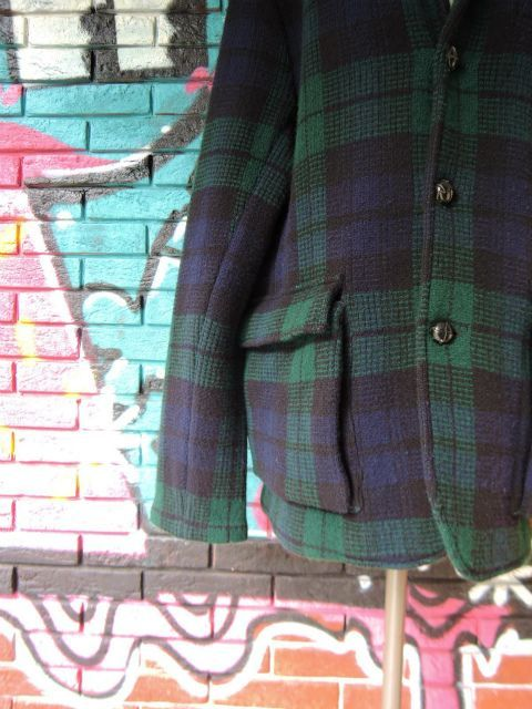画像4: [USED]-90's【POLO by Ralph Lauren】CHACK DESIGN TAILORED KNIT JACKET