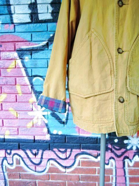 画像4: [USED]-90's【SADDLEBRED】COLLAR DESIGN JACKET