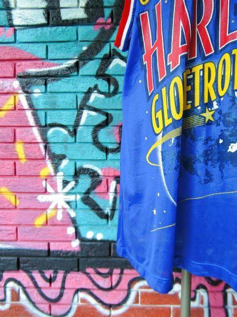"""画像4: [USED]-90's【REEBOK】""""HARLEM GLOBETROTTERS DUNBER #41"""" BASKETBALL GAME Shirts"""
