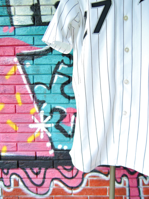 "画像4: [USED]-90's【Majestic】""CHICAGO WHITE SOX FIELDS #27"" BASEBALL Shirts"