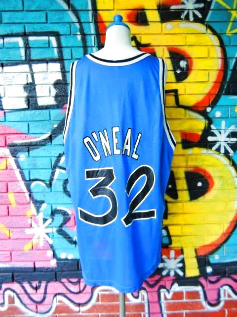 "画像2: [USED]-90's【Champion】""ORLANDO MAGIC O'NELL #32"" GAME JERSEY-BLUE"
