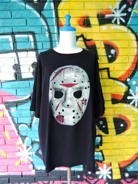 """画像1: [USED]-90s【Keya】""""Friday The 13th """" PRINT T-Shirts"""