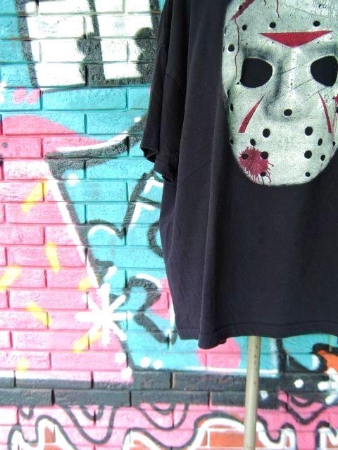 """画像4: [USED]-90s【Keya】""""Friday The 13th """" PRINT T-Shirts"""