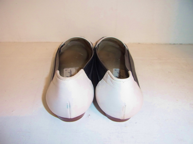 画像4: [USED]-80's【enzo】2TONE LOAFER