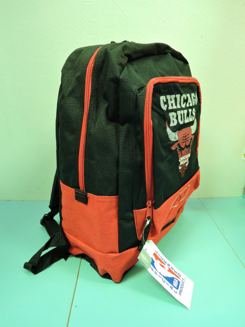 画像2: [DEAD STOCK]-90's【CHICAGO BULLS】BACKPACK