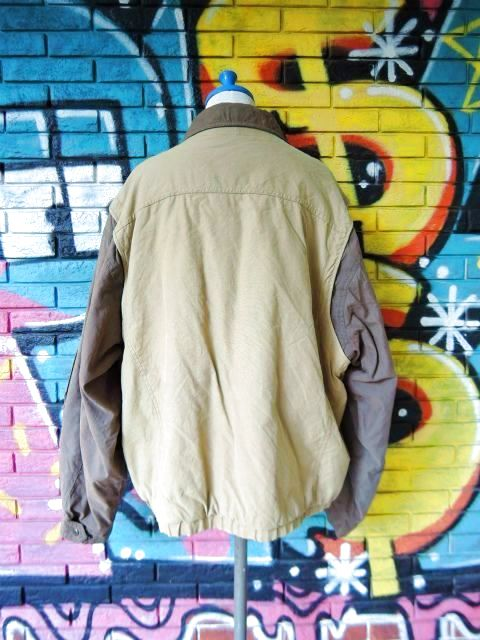 画像2: [USED]-90's【LONDON FOG】DESIGN JACKET