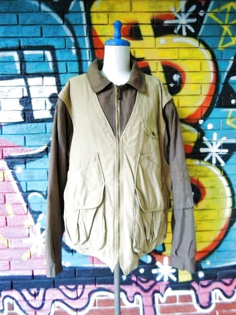 画像1: [USED]-90's【LONDON FOG】DESIGN JACKET