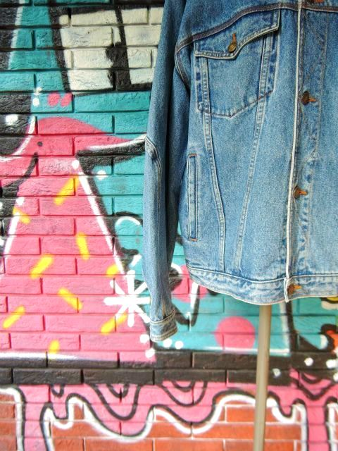画像4: [USED]-90's【ST JHON'SBAY】COLLAR DESIGN DENIM JACKET