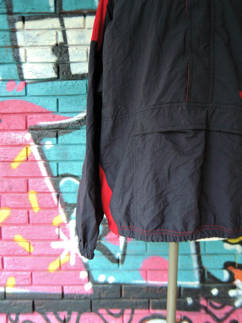 画像4: [USED]-90's【UMBRO】DESIGN PULLOVER NYLON JACKET