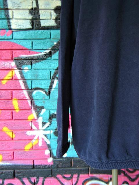 画像4: [USED]-90's【GIRL SKATEBOARDING】TURTLE NECK SWEAT